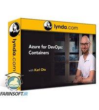 دانلود lynda Azure for DevOps: Containers