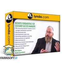 دانلود lynda Business Fundamentals for Customer Success Managers