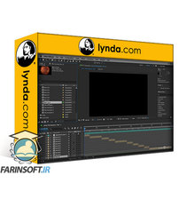 دانلود lynda Creating a Mograph Title Sequence: 2 Animating in After Effects