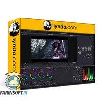 دانلود lynda Creating a Short Film: 11 Color Grading
