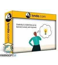 دانلود lynda Creativity: Generate Ideas in Greater Quantity and Quality