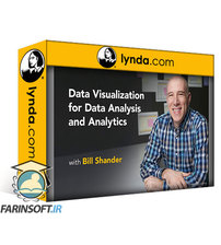 دانلود lynda Data Visualization for Data Analysis and Analytics