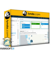 دانلود lynda Learning Amazon Web Services (AWS) QuickSight