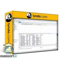 دانلود lynda Learning MySQL Development