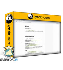 دانلود lynda Learning Play 2 Framework