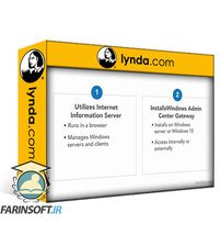 دانلود lynda Learning Windows Admin Center