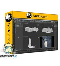 دانلود lynda Introduction to Lights in V-Ray Next