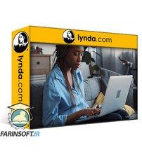 دانلود lynda Microsoft Azure Security Technologies (AZ-500) Cert Prep: 4 Policy and Data Infrastructure
