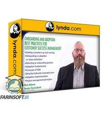 دانلود lynda Onboarding and Adoption Best Practices for Customer Success Management