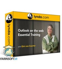 دانلود lynda Outlook on the web Essential Training