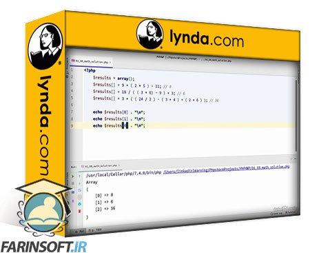دانلود lynda PHP for WordPress