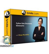 دانلود lynda Python Data Structures: Dictionaries