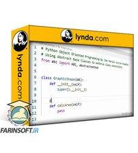 دانلود lynda Python Object-Oriented Programming