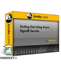 دانلود lynda Scaling Out Using Azure SignalR Service