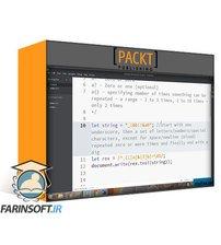 دانلود PacktPub Regular Expressions in JavaScript – Master Course and Projects