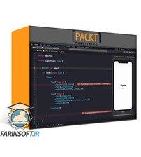 دانلود PacktPub SwiftUI iOS13 Coffee Shop Application Order Products Online