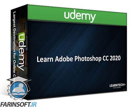 دانلود Udemy Adobe Photoshop CC 2020