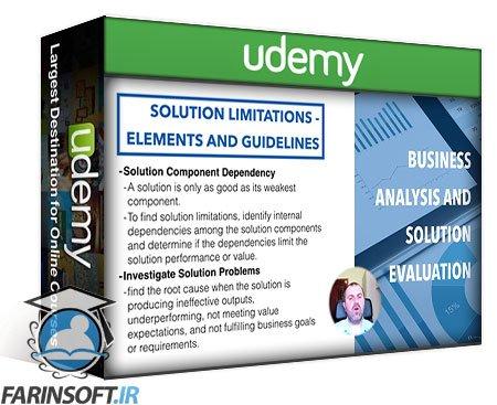 دانلود Udemy Business Analysis and Solution Evaluation (IIBA – ECBA)