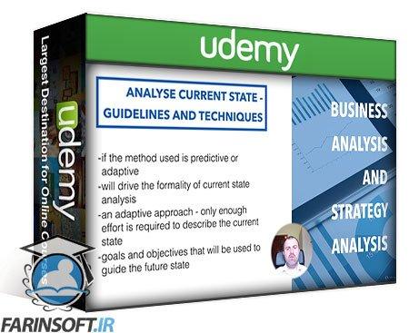 دانلود Udemy Business Analysis and Strategy Analysis (IIBA – ECBA)