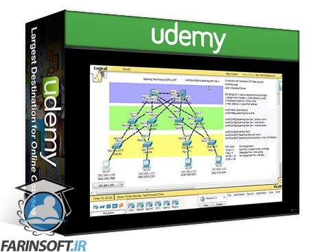 دانلود Udemy Cisco CCNA 3 – Scaling Networks
