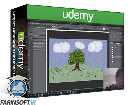 دانلود Udemy Clip Studio Paint Pro/Ex (Manga Studio 5)