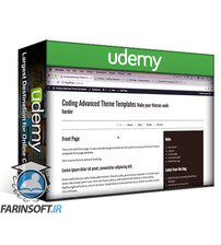 دانلود Udemy CodeTutsplus – Coding Advanced WordPress Theme Templates