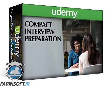 دانلود Udemy Compact Job Interview Preparation with Checklist