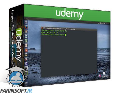 دانلود Udemy Complete Linux Bootcamp for Beginners