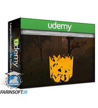 دانلود Udemy Create a 3D multi-player game using THREE.js and Socket.IO