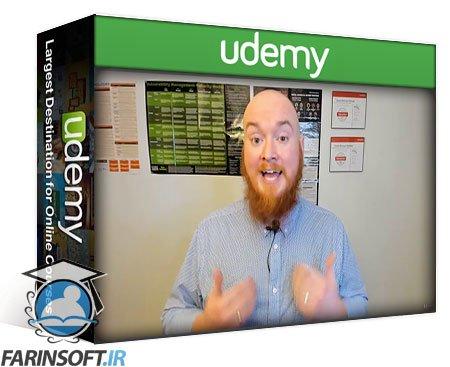 دانلود Udemy Cyber Security for Users 101 – Security Awareness