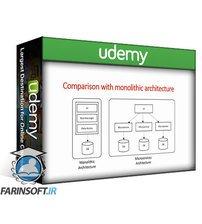 دانلود Udemy Deliver software faster with Microservices