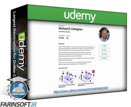 دانلود Udemy Deploy Your Web App to the Apple App Store with Capacitor