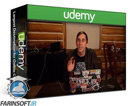 دانلود Udemy Design your own USB Rubber Ducky Ethical Hacking tool!