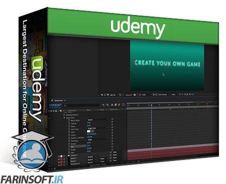 دانلود Udemy DesignCode – Motion Design in After Effects