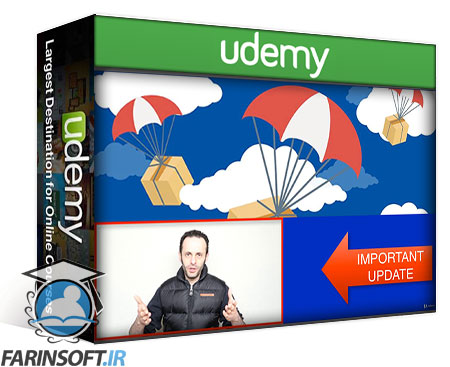 دانلود Udemy Dropshipping Hacking: Create eBay DropShip Business Fast