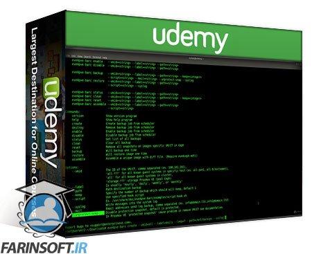 دانلود Udemy High Availability cluster with PROXMOX and CEPH