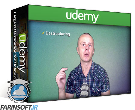 دانلود Udemy JavaScript Bible – JavaScript Bootcamp 2020