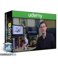 دانلود Udemy Master Digital Product Design: UX Research & UI Design