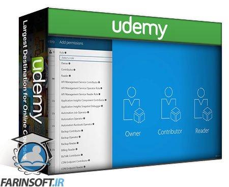دانلود Udemy Microsoft Azure Security Technologies – AZ-500 Course