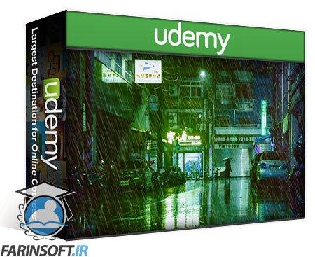 دانلود Udemy Next Level CSS Creative Hover & Animation Effects
