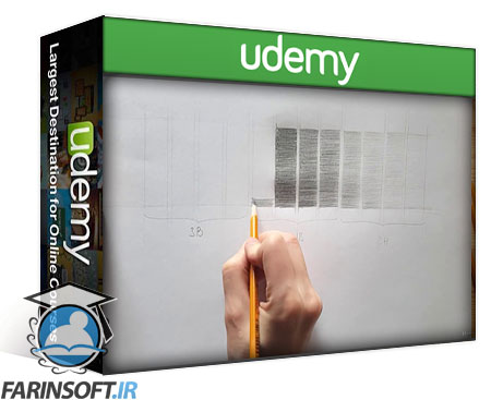 دانلود Udemy Over 10 master-class tutorials for beginner artists.