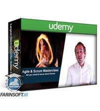 دانلود Udemy Scrum & Agile Masterclass: Become a Scrum Master; PSM1 Test