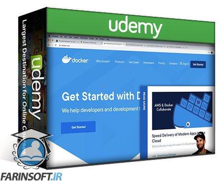 دانلود Udemy Serverless Django with Docker & Google Cloud Run