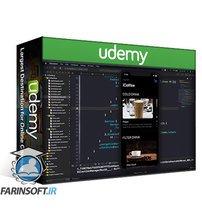 دانلود Udemy SwiftUI iOS13 Coffee Shop Application, Order Products Online