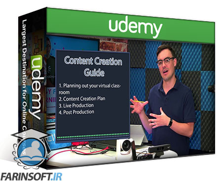 دانلود Udemy Technology for Online Teaching: A Guide for Educators