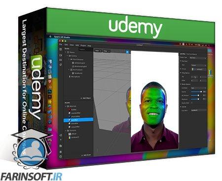 دانلود Udemy The Complete Spark AR Course: Build 10 Instagram AR Effects