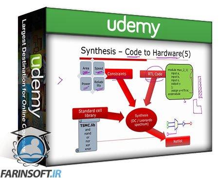 دانلود Udemy Verilog HDL: VLSI Hardware Design Comprehensive Masterclass