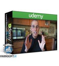 دانلود Udemy Video Conferencing Zoom Skype WebEX Tech Presentation Skills