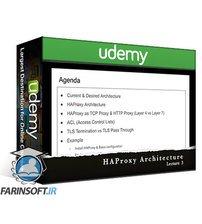 دانلود Udemy HAProxy – TCP/HTTP Load Balancer