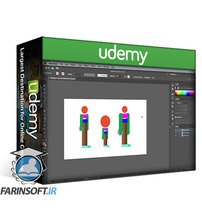 دانلود Udemy MotiondesignSchool – Character Animation in After Effects Online Course